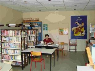 Bibliothèque de Chaucenne