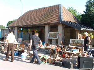 Vide-grenier à Chaucenne le dimanche 4 juin 2017