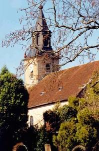 Eglise de Chaucenne