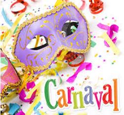 Samedi 24 février 2018 : carnaval de l'APE et du Comité de fêtes…